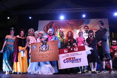 CCCC y Eurocosplay
