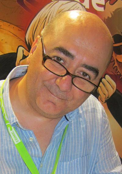 Miguel Díaz Vizoso (Haine-Saint-Paul. Bèlgica)