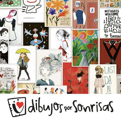 LIVE COMIC WITH DIBUJOS POR SONRISAS (DRAWINGS FOR SMILES)