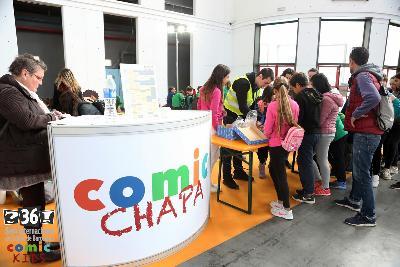 COMIC CHAPAS