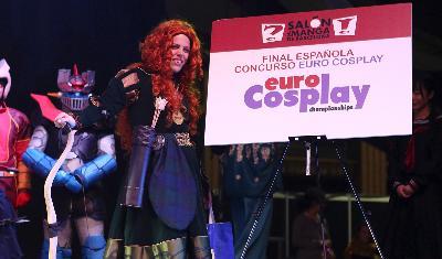 DISFRAZDETIGRE REPRESENTARÀ A ESPANYA EN EL PROPER EUROCOSPLAY 2018