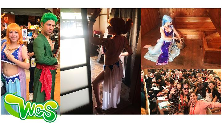 NAGOYA ESCALFA MOTORS PER LA FINAL DEL WORLD COSPLAY SUMMIT