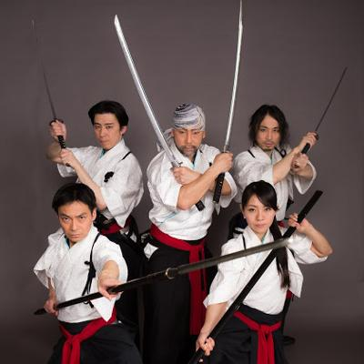 The Samurai Sword Artists Kamui Feat. Mika Kobayashi