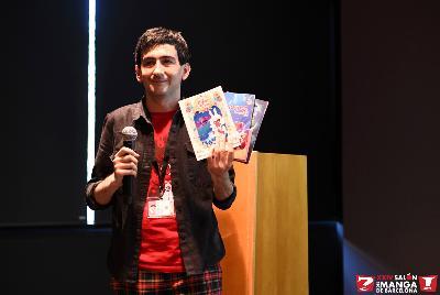 Premios Fanzine - Presentacióm