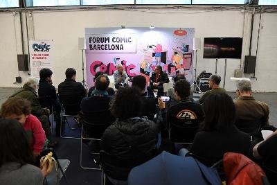 Forum Comic Barcelona