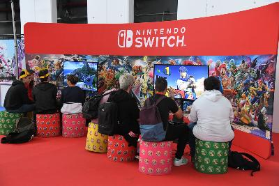 Nintendo 2019