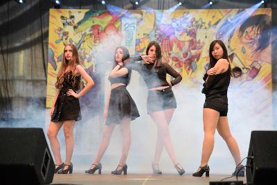 Concurso K-Pop