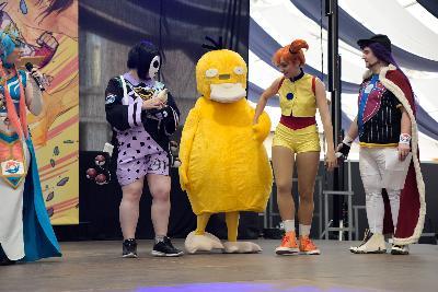 Cosplay Nintendo : Pokemon