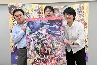 One Piece Stampede Team