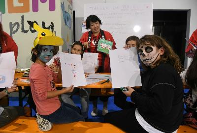 Manga Kids