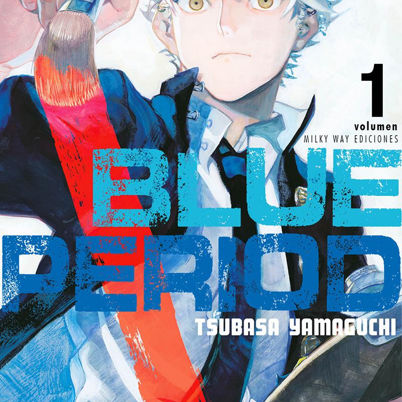 Blue Period, de Tsubasa Yamaguch...