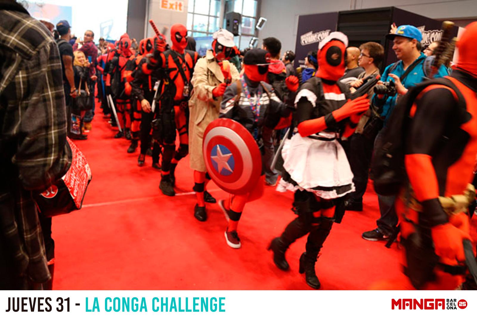 LA CONGA CHALLENGE