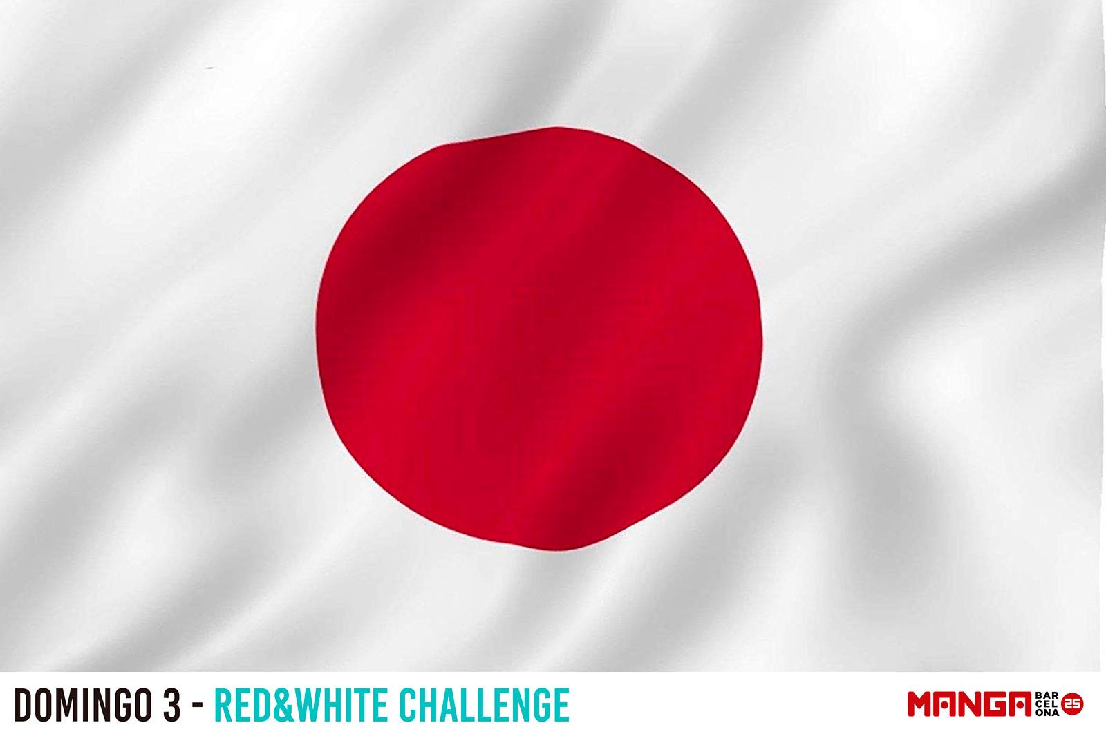 RED&WHITE CHALLENGE