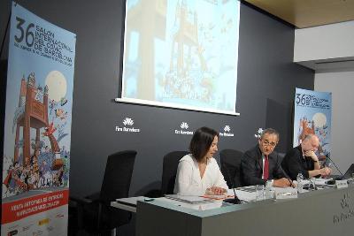 EL 36 SALÓ INTERNACIONAL DEL CÒMIC DE BARCELONA COMENÇA AMB NOVETATS I BUSCANT AMPLIAR EL SEU PÚBLIC
