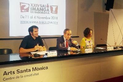 EL XXIV SALÓ DEL MANGA S'OBRE A LA PARTICIPACIÓ DEL PÚBLIC