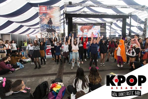 PREMIS I ALTRES NOVETATS DEL K-POP ASSAULT: WOW, DANCETASTIC BABY
