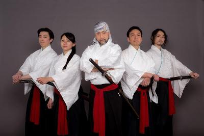 PASADO Y PRESENTE DE LA CULTURA JAPONESA DE LA MANO DE THE SAMURAI SWORD ARTISTS KAMUI