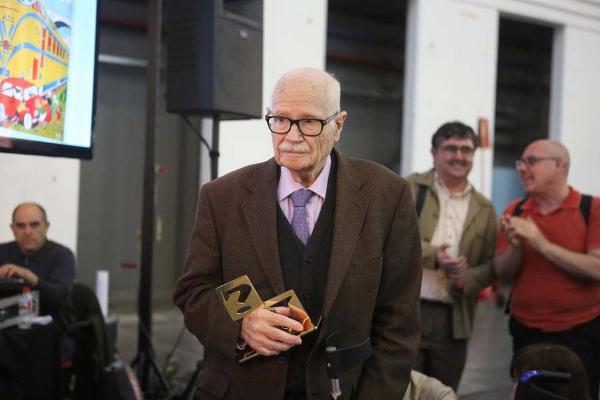 MOR JOSEP MARIA BLANCO, ÚLTIM SUPERVIVENT DE LA MÍTICA 'TBO'