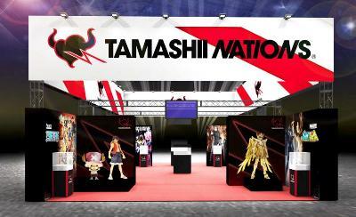 EL 25 MANGA BARCELONA ACOGERÁ LA EXPOSICIÓN TAMASHII NATIONS 2019