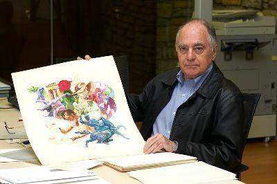 D.E.P. LUIS GASCA